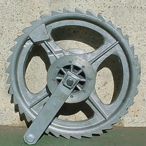 Wheight Tension Wheel